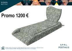 S-GAYA Rose Perle 1200 €